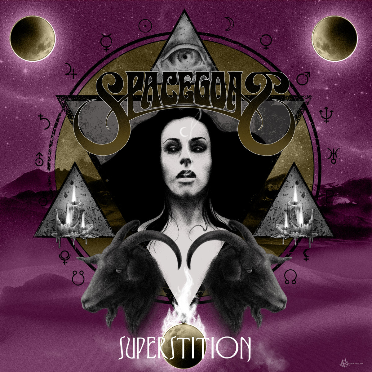 spacegoat superstition