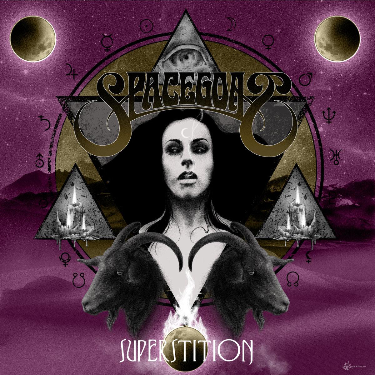 spacegoat superstition