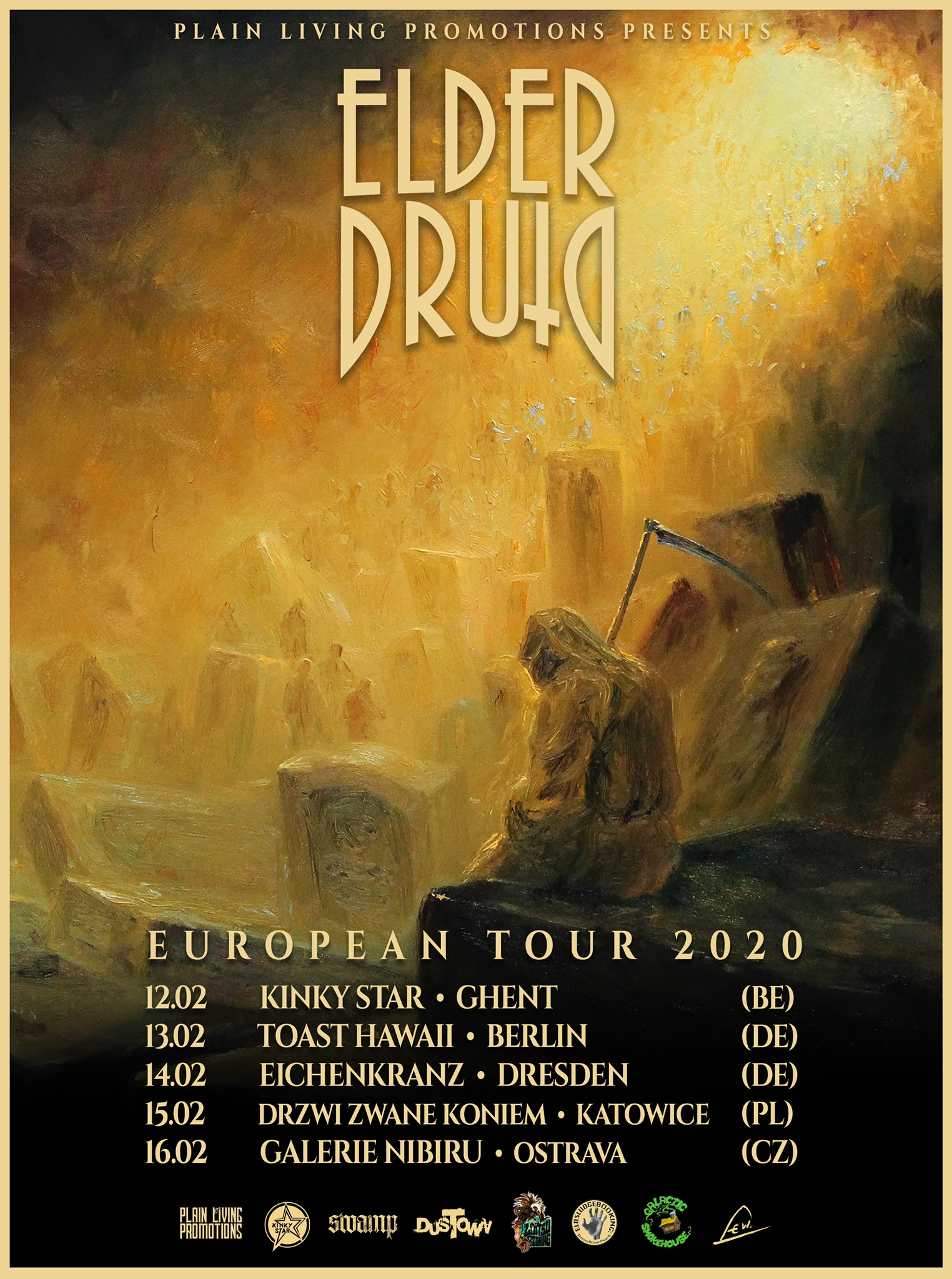 elder druid tour
