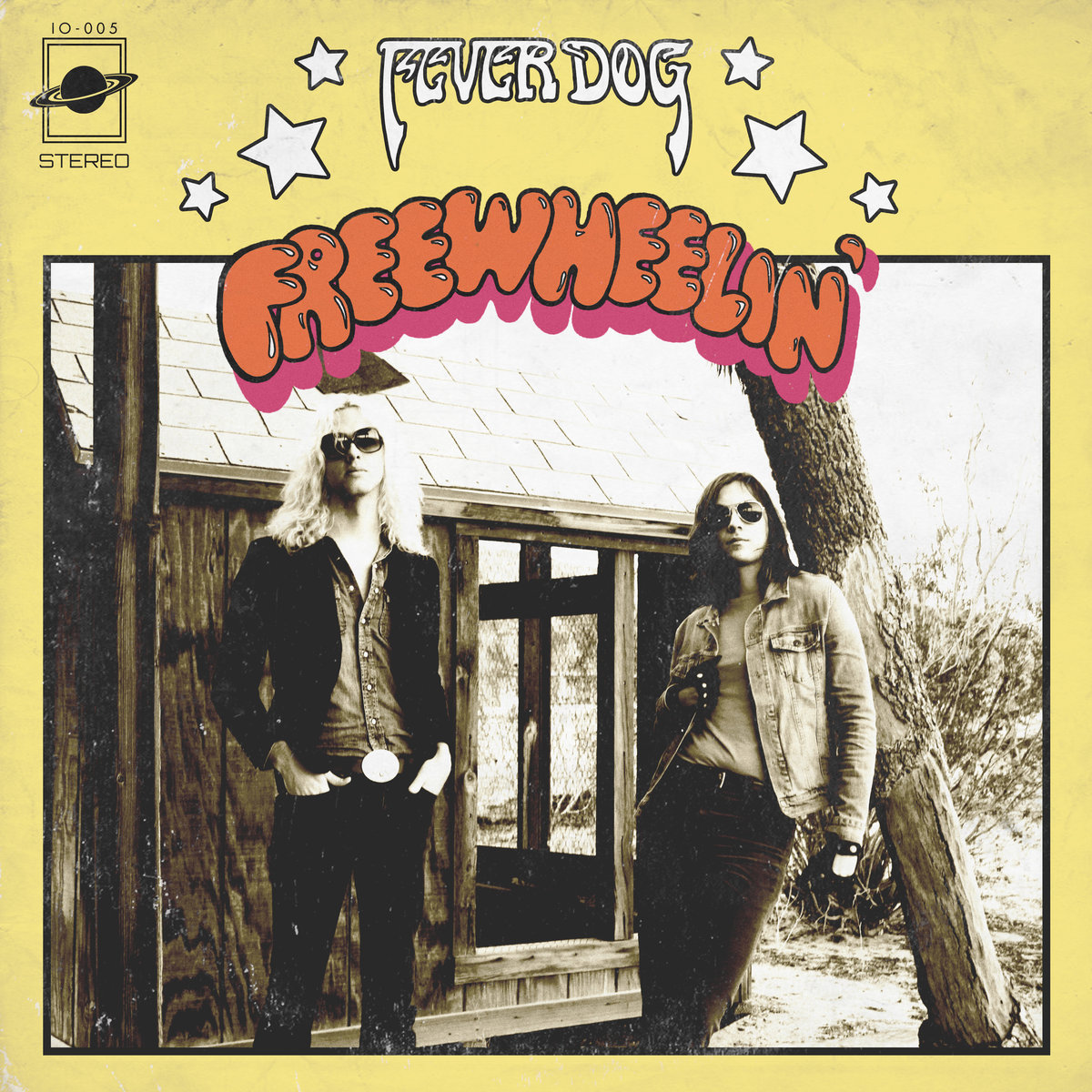 fever dog freewheelin