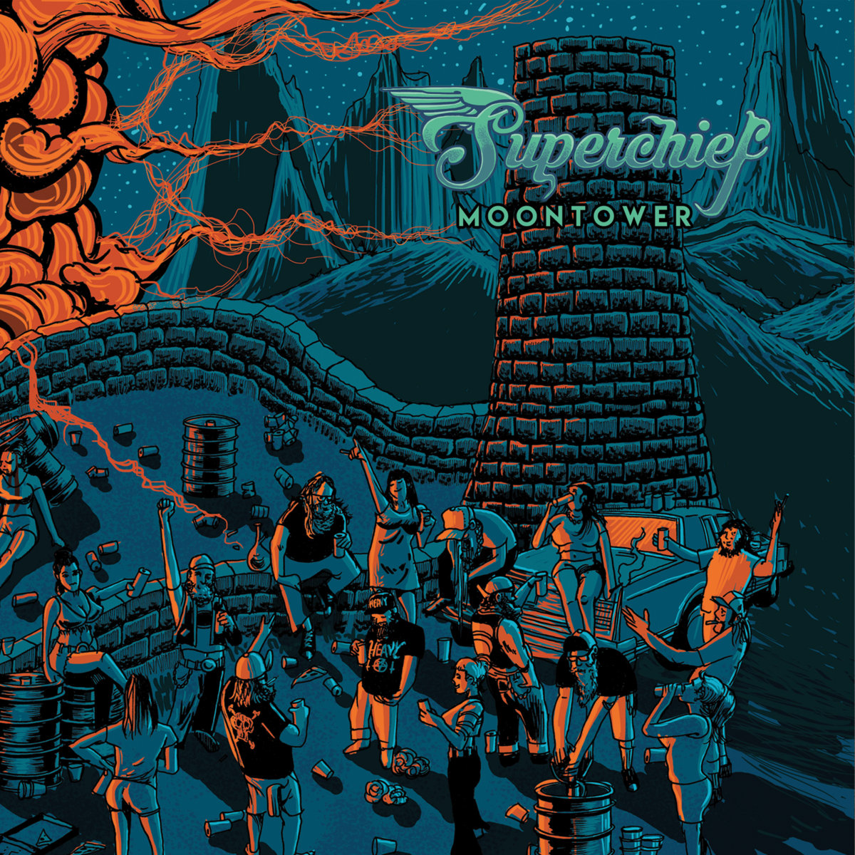 superchief moontower