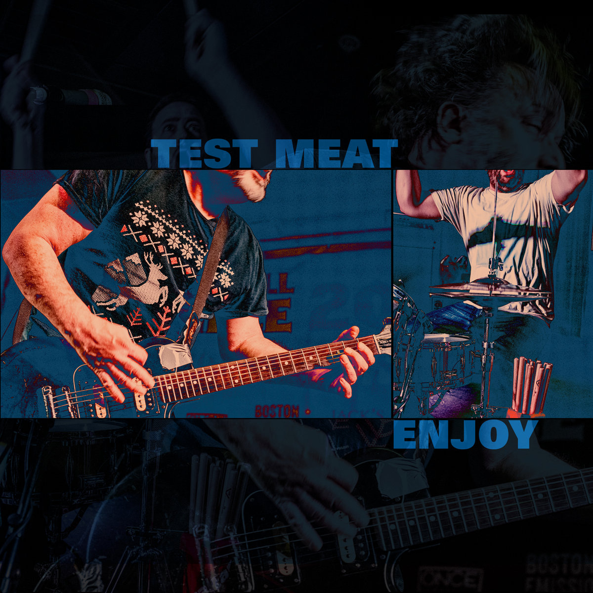 test meat enjoy