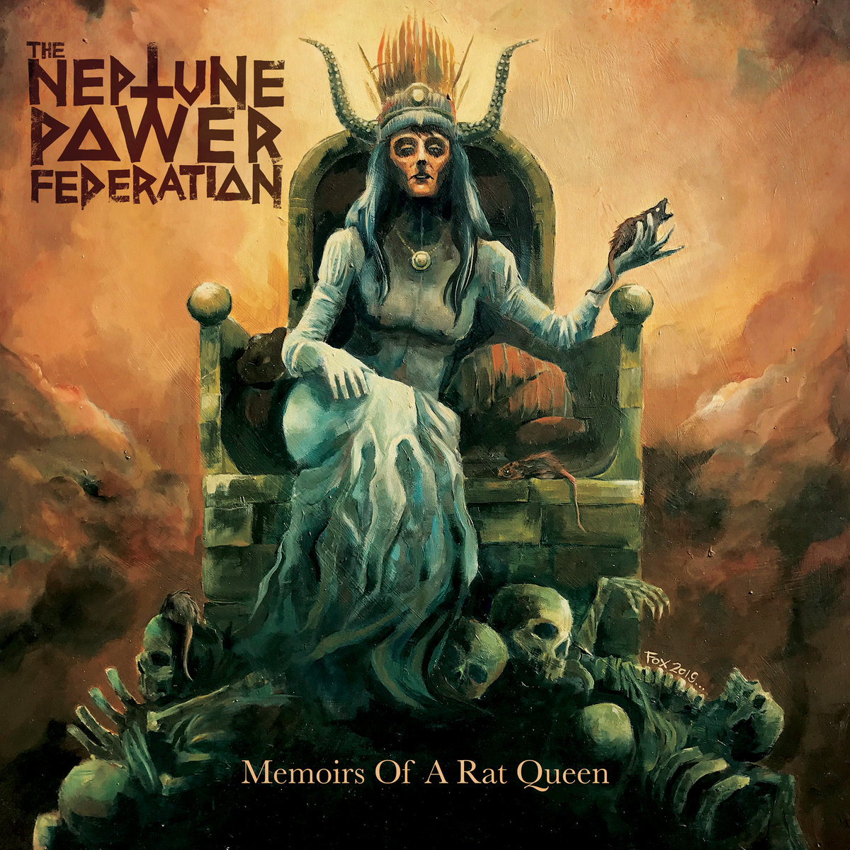 the neptune power federation memoirs of a rat queen