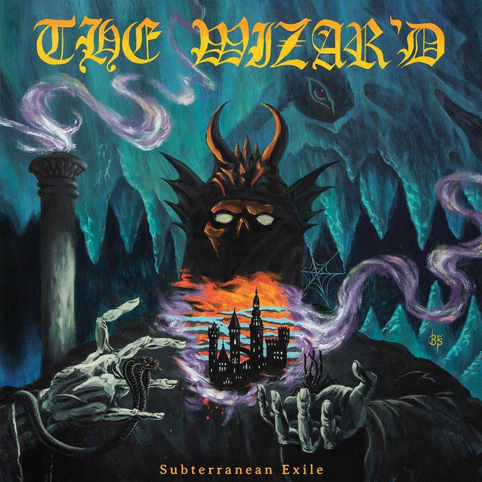 the wizar'd subterranean exile