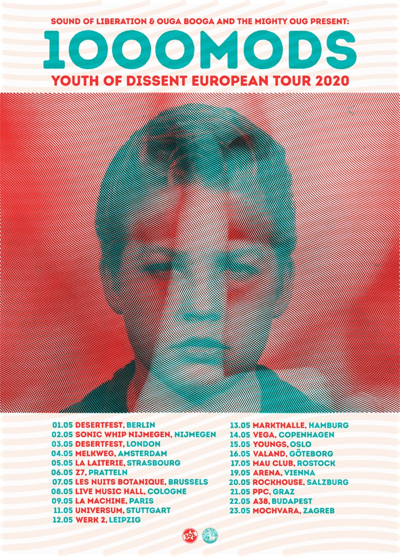 1000mods youth of dissent tour