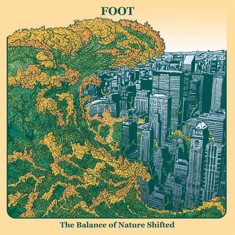 foot the balance of nature shifted