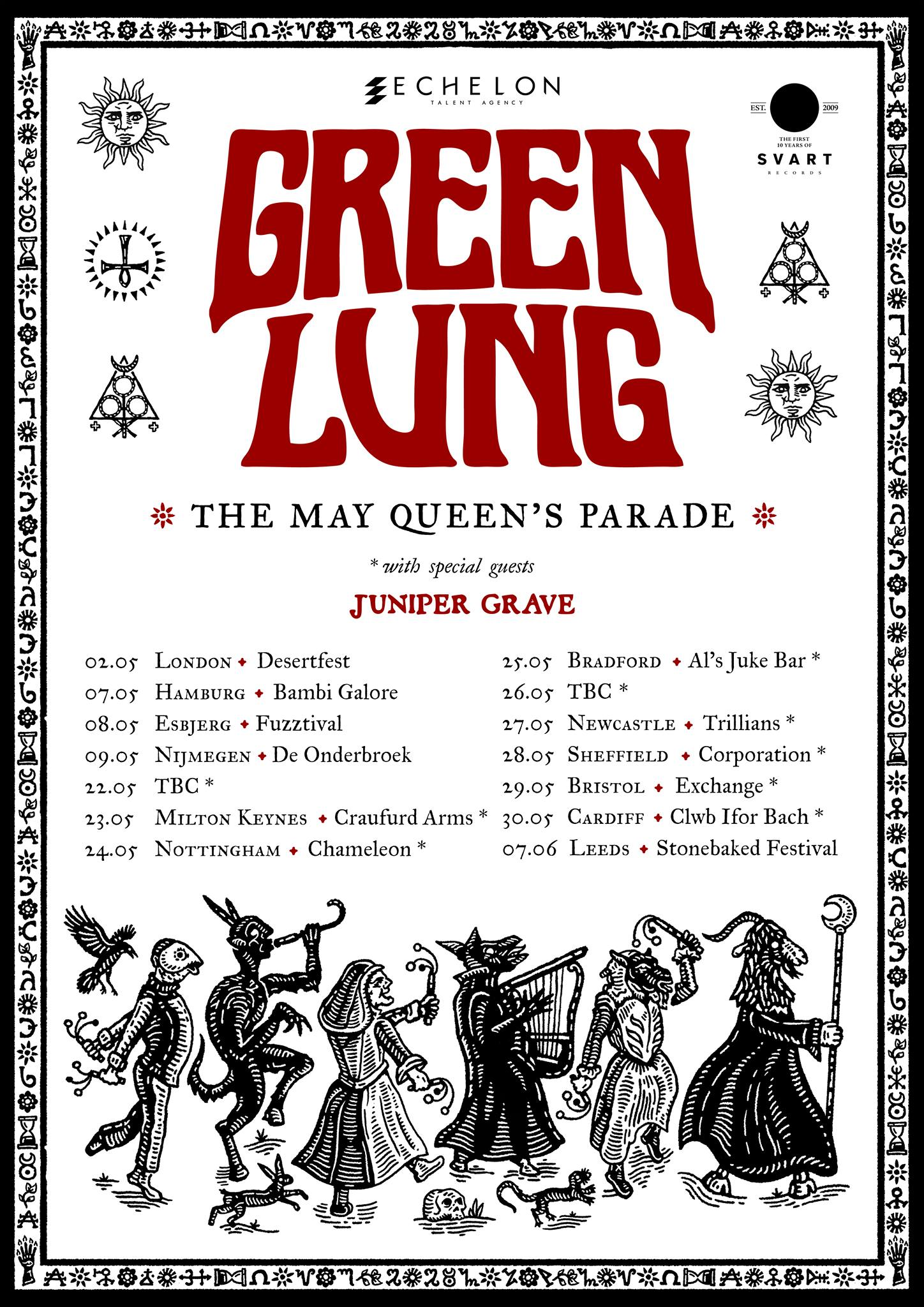 green lung tour