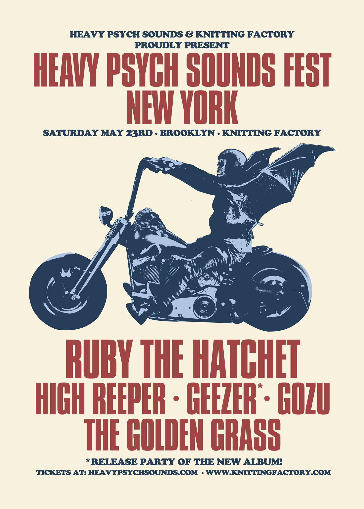 heavy psych sounds fest 2020 new york