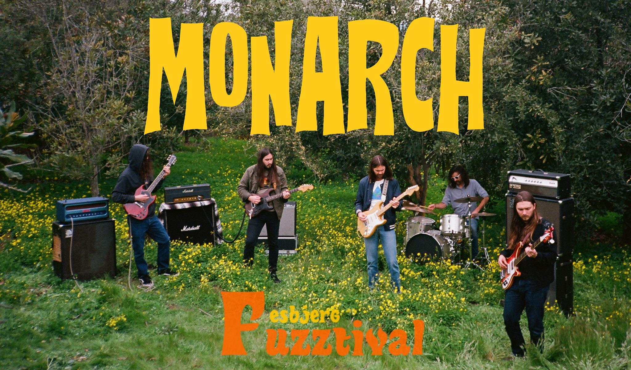 monarch esbjerg fuzztival 2020