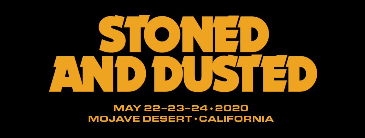 stoned and dusted 2020 banner