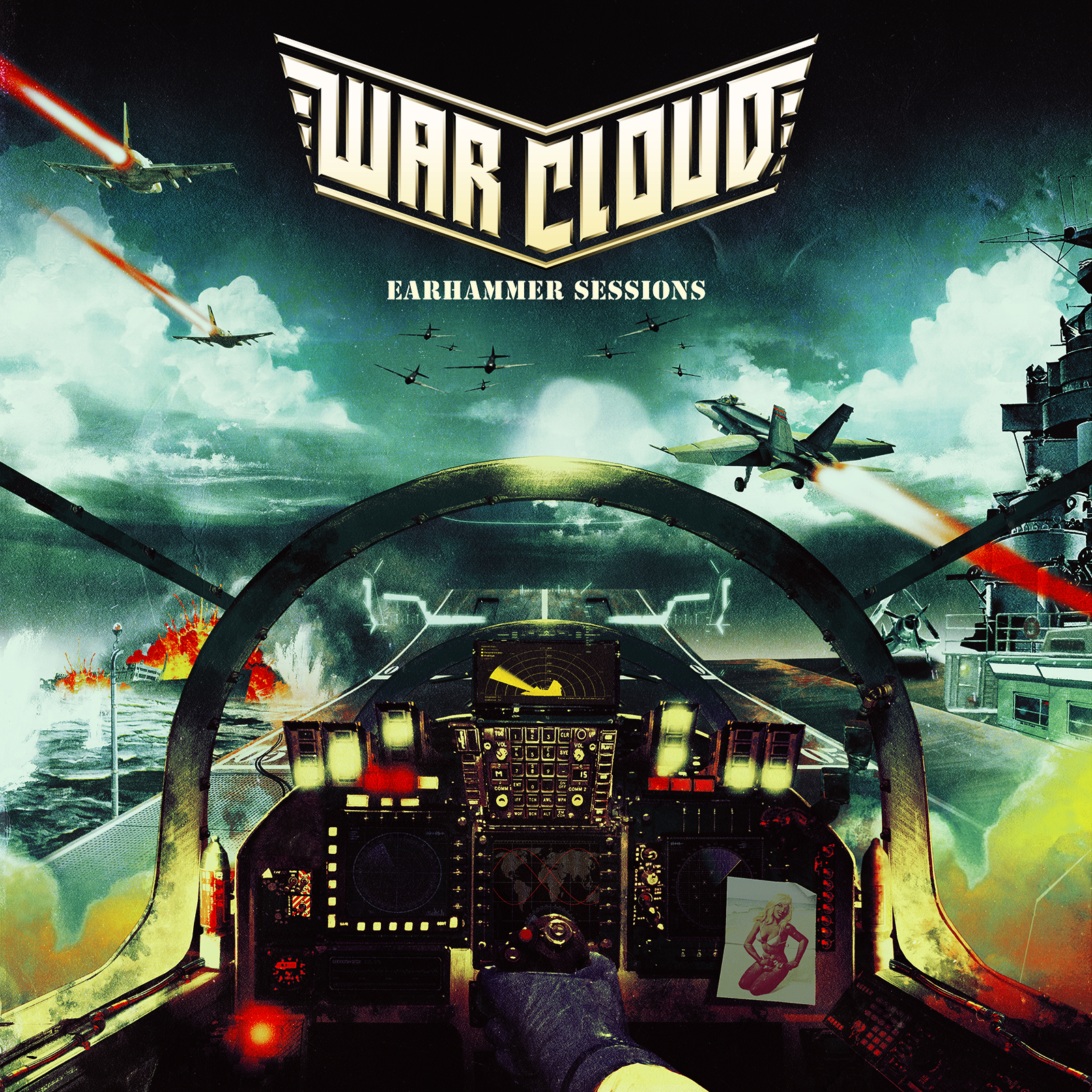 war cloud earhammer sessions