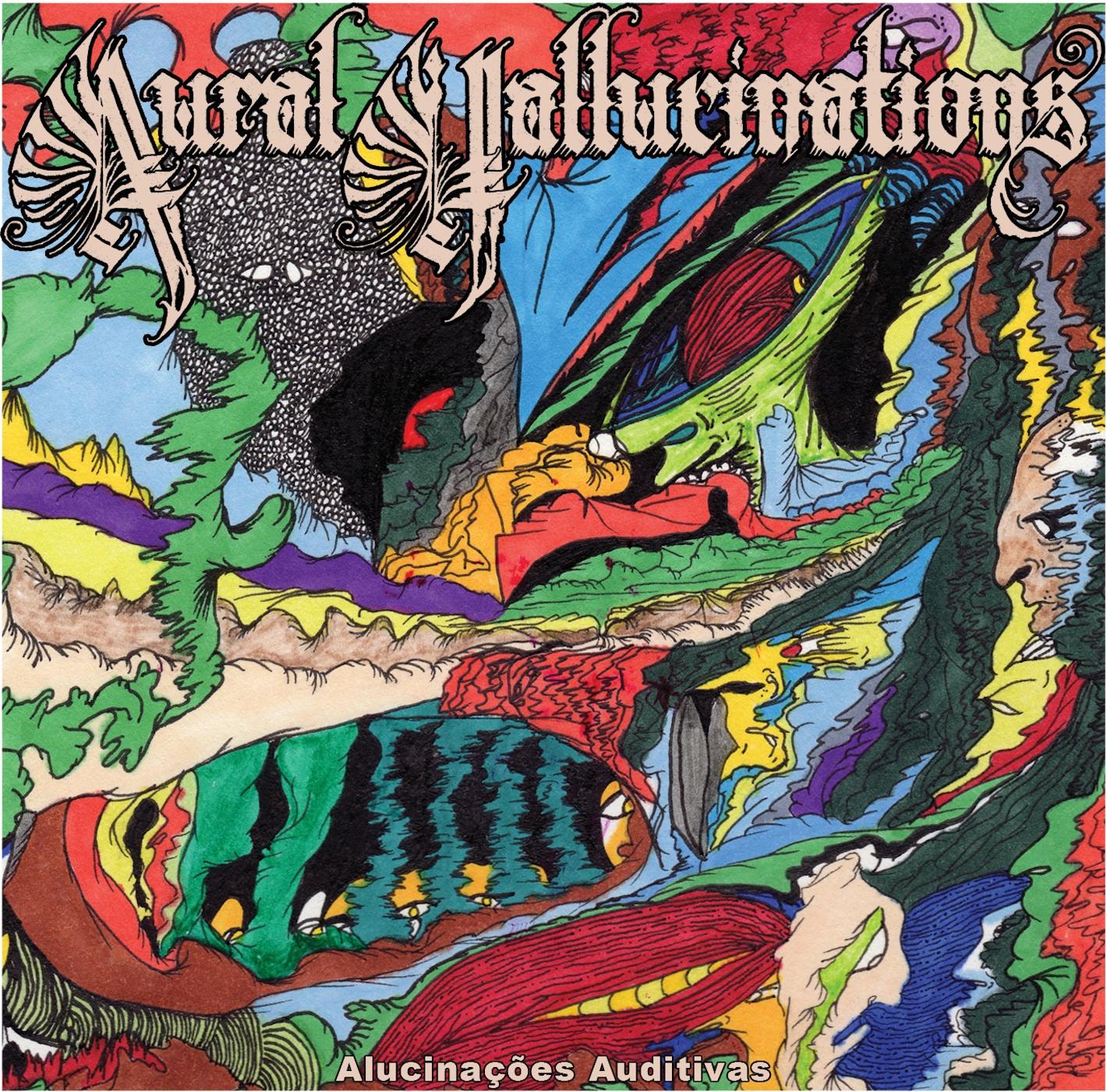 AURAL HALLUCINATIONS ALUCINACOES AUDITIVAS