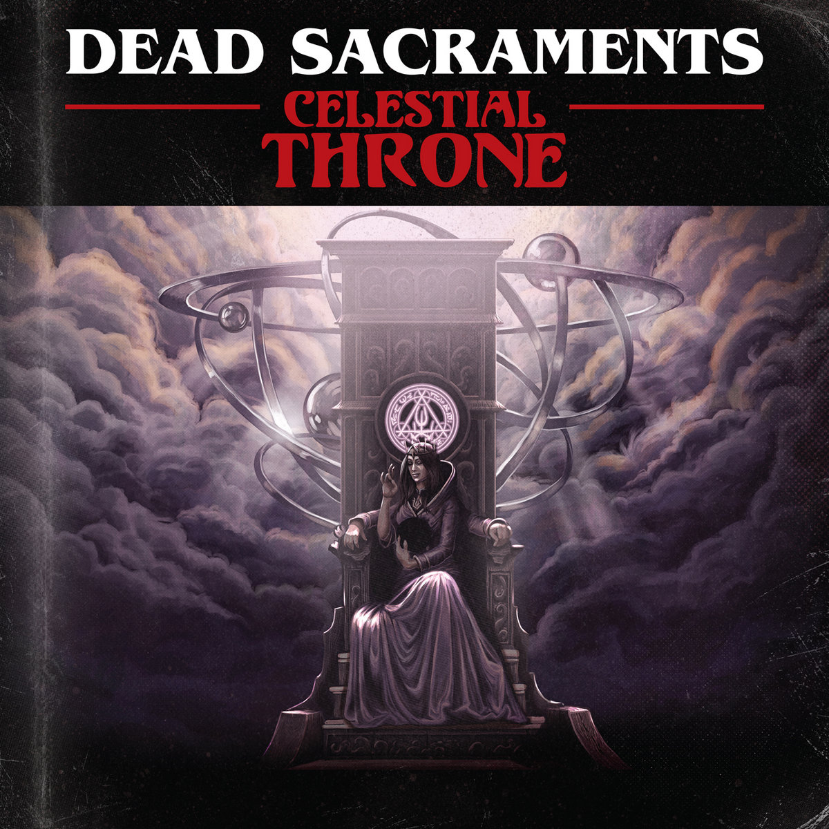 Dead Sacraments Celestial Throne