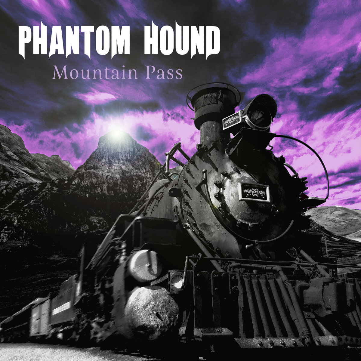 Phantom Hound Mountain Pass