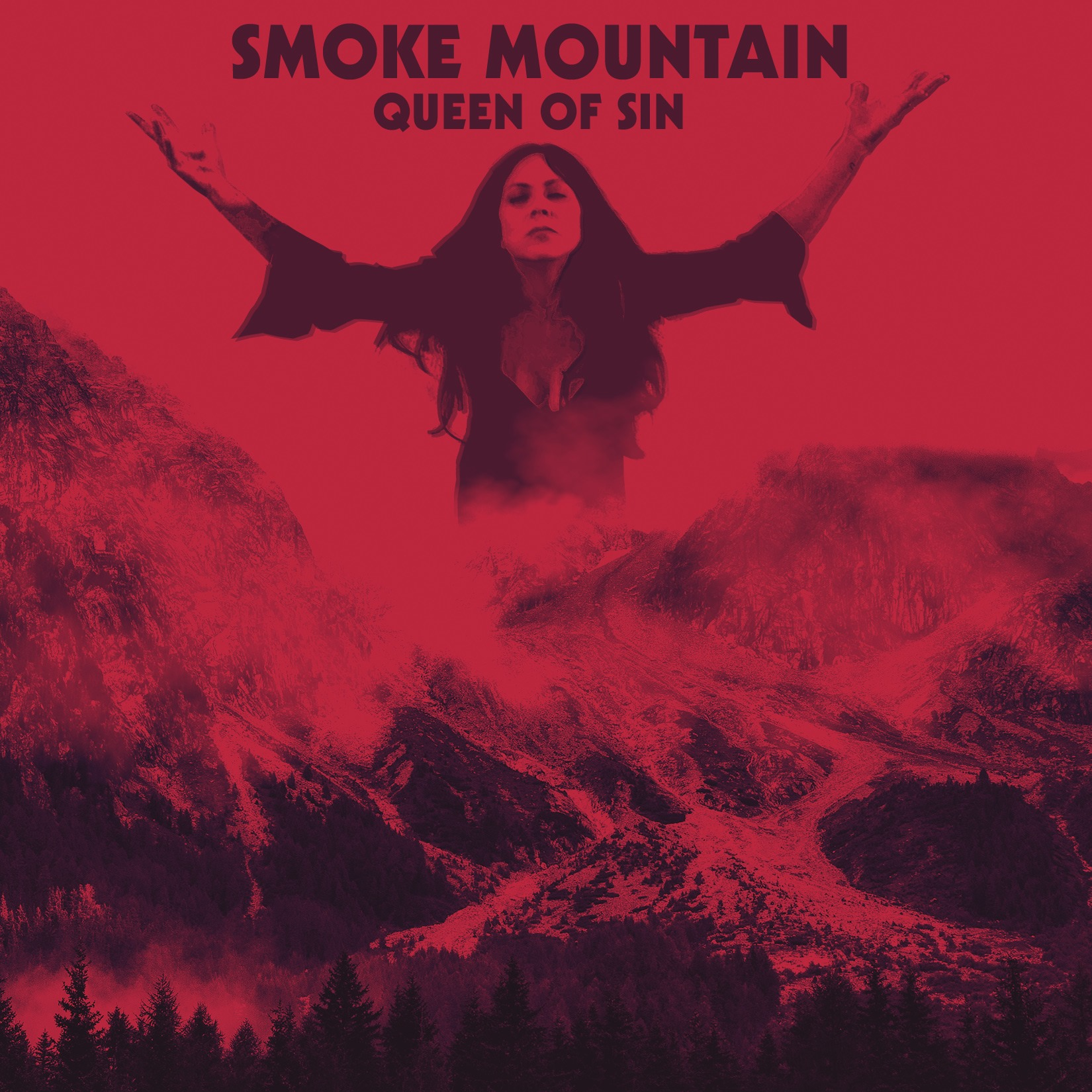 Smoke Mountain Queen of Sin