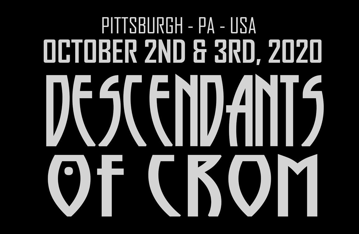 descendants of crom iv logo