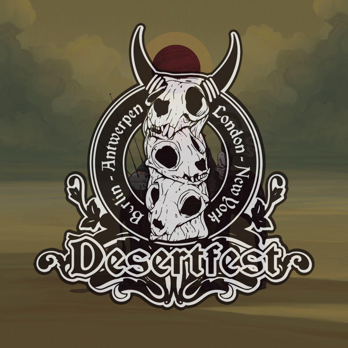desertfest logo