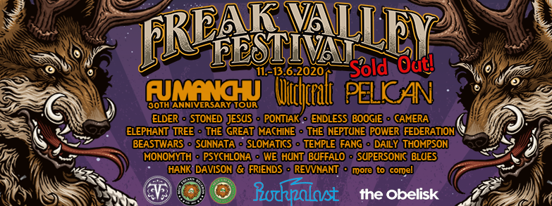 freak valley 2020 banner