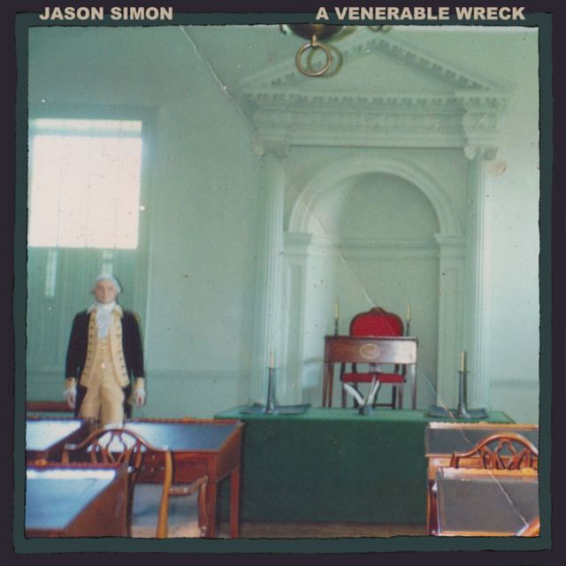 jason simon a venerable wreck