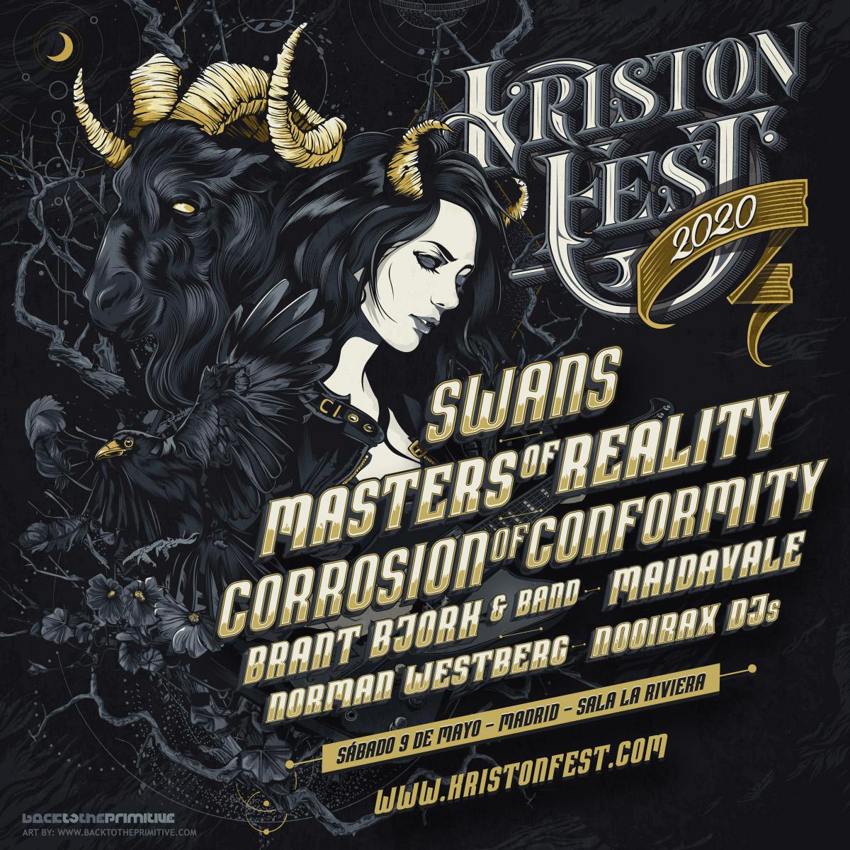 kristonfest 2020 poster