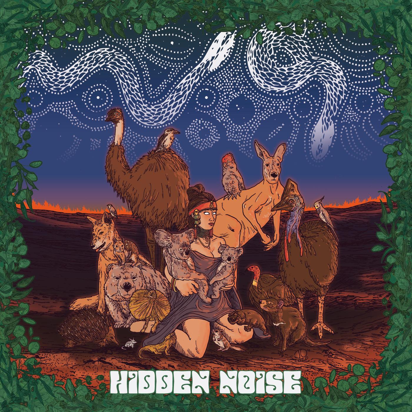 various artists hidden noise