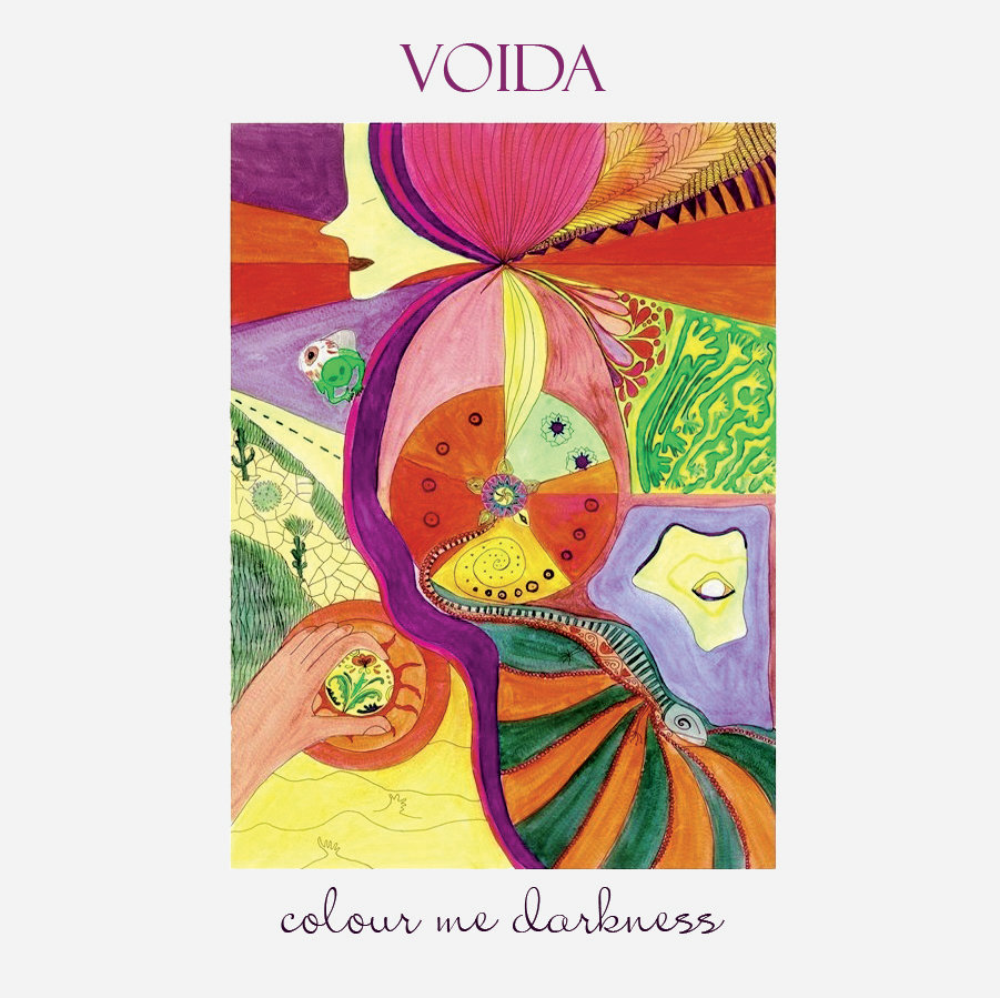 Voida Colour Me Darkness