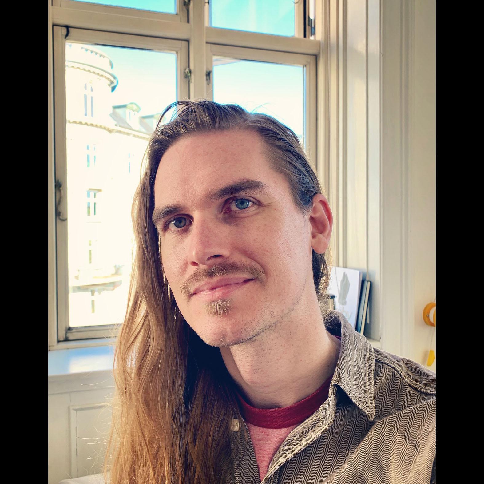 Jonas Waaben of The Sonic Dawn