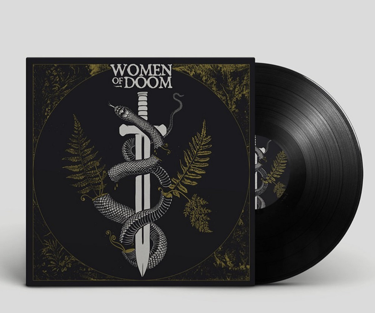 Various Artists Women of Doom lp