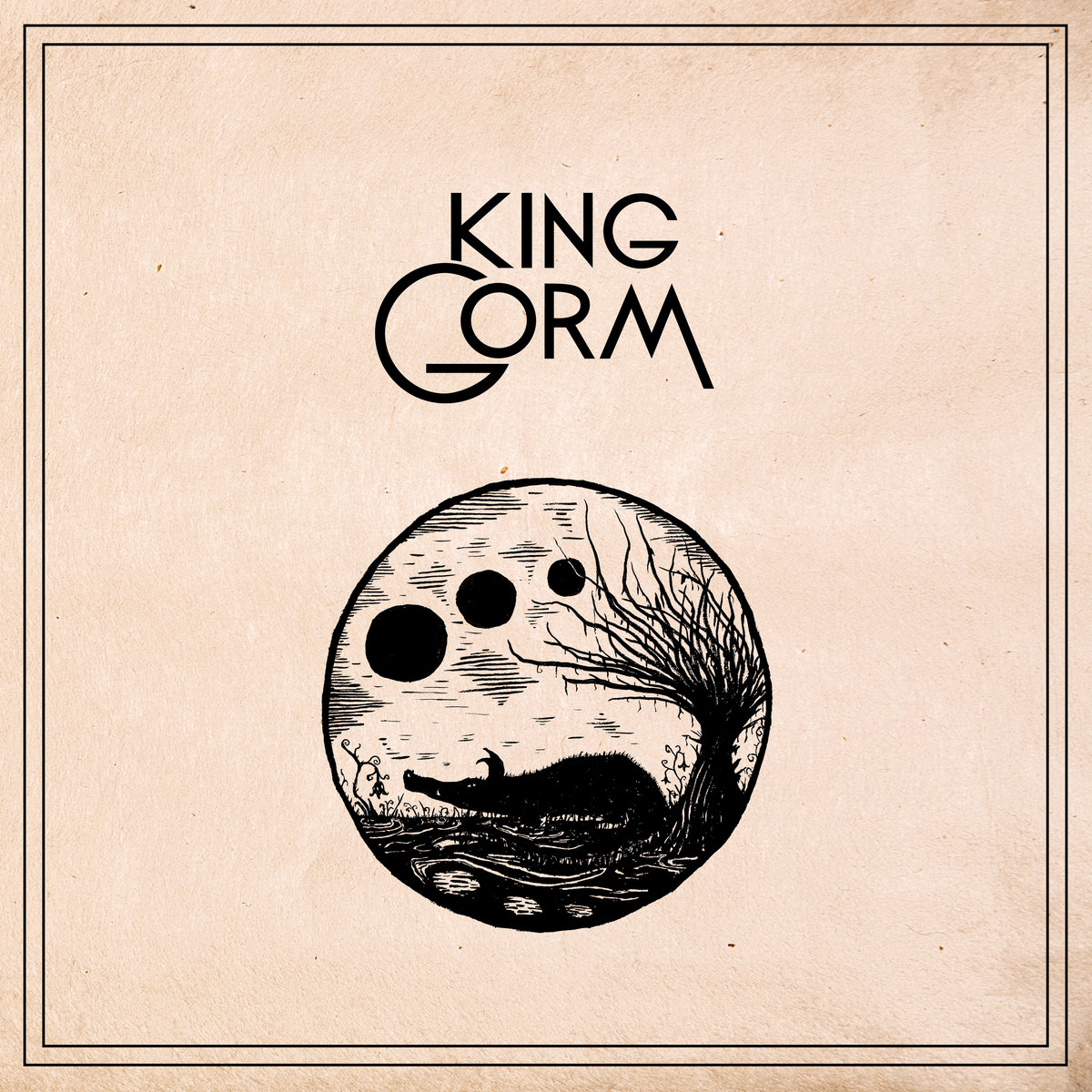 king gorm self titled