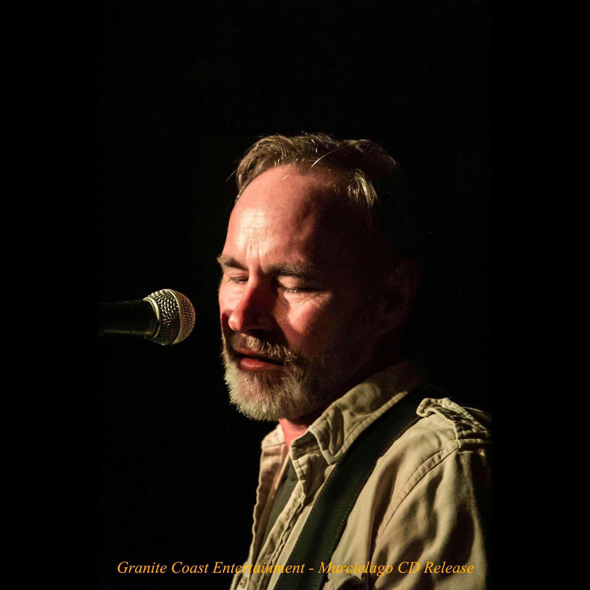 Neil Collins of Murcielago