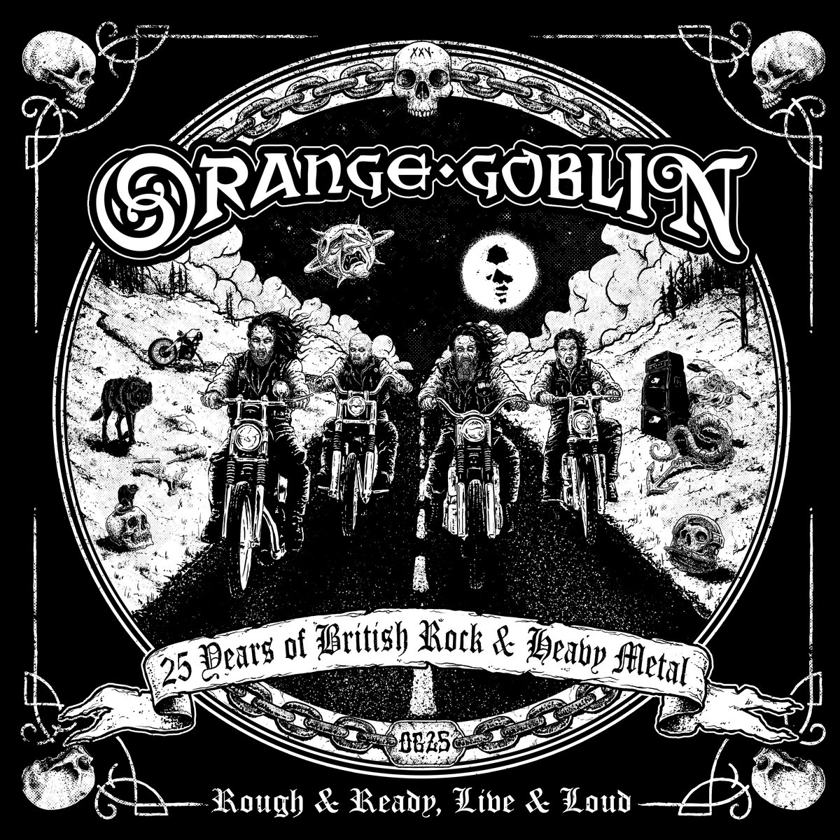 orange goblin rough and ready live and loud
