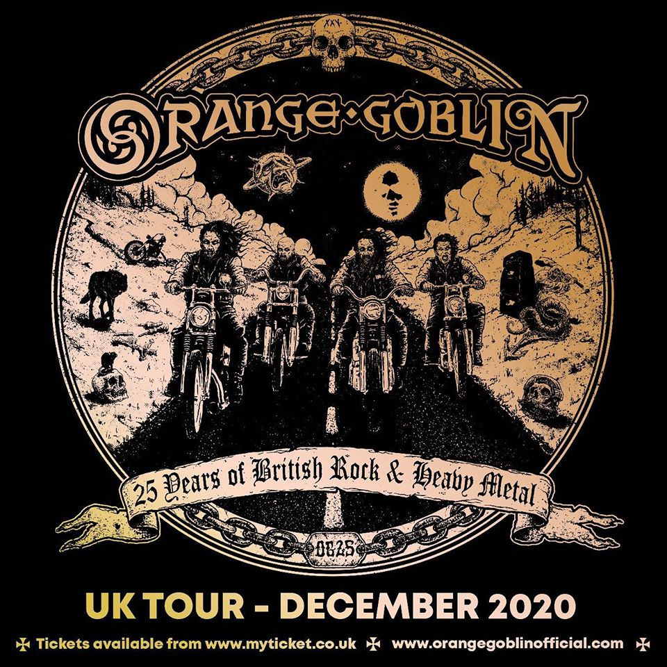 orange goblin uk tour