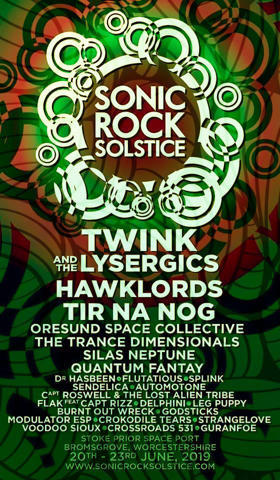 sonic rock solstice 2019 poster