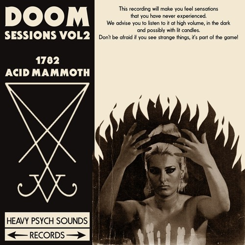 1782 acid mammoth doom sessions vol 2