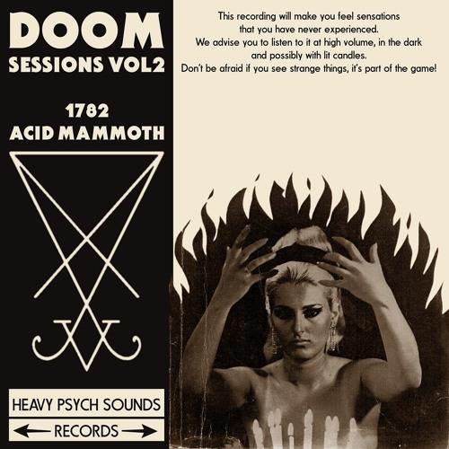 1782 acid mammoth doom sessions vol 2
