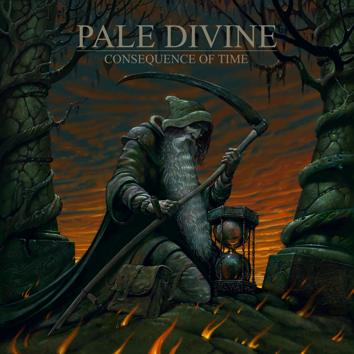 Pale Divine Consequence of Time