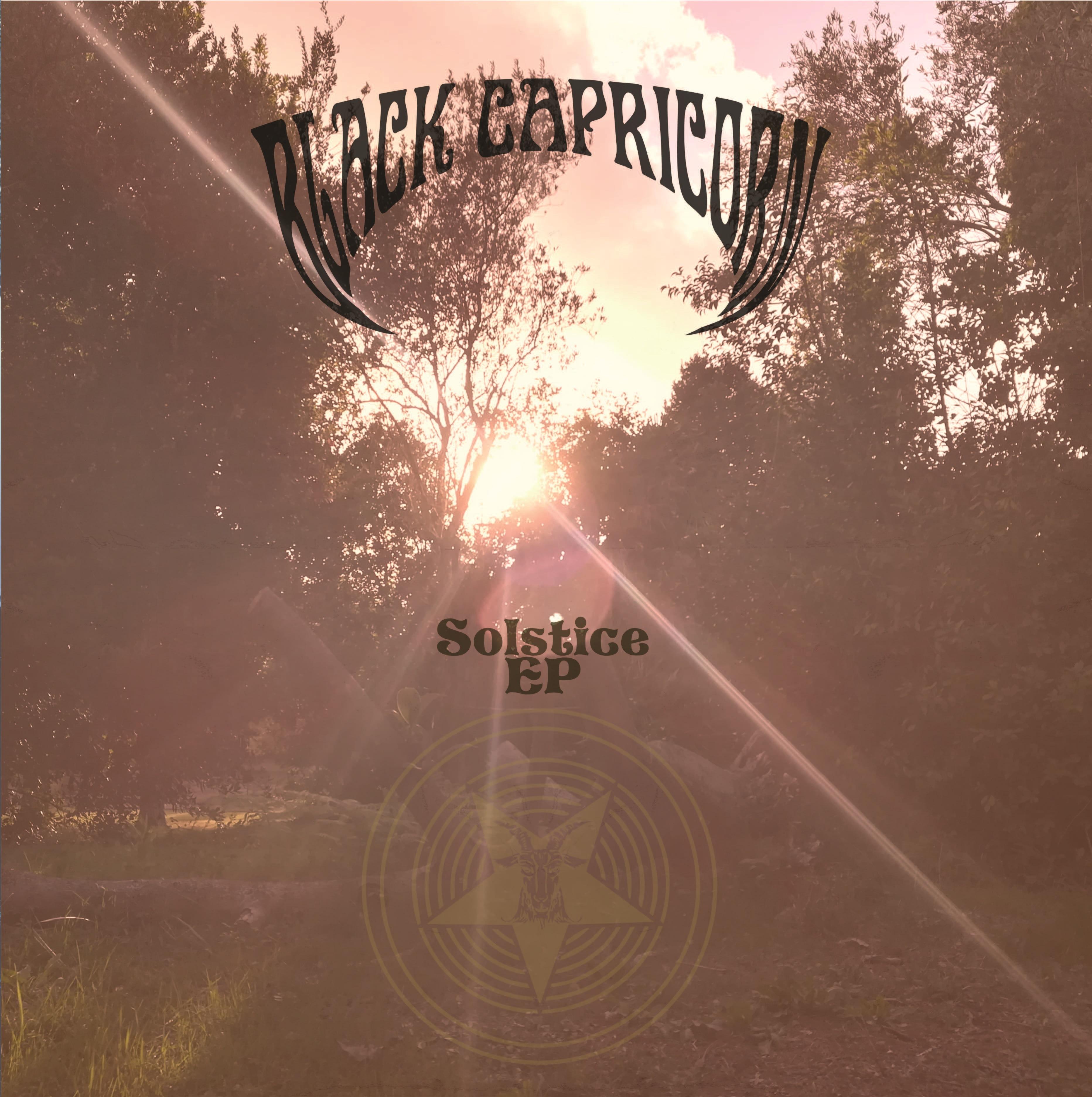 black capricorn solstice ep
