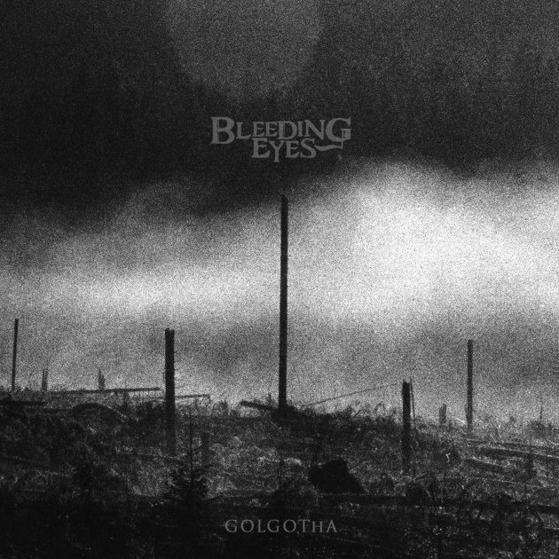 bleeding eyes golgotha