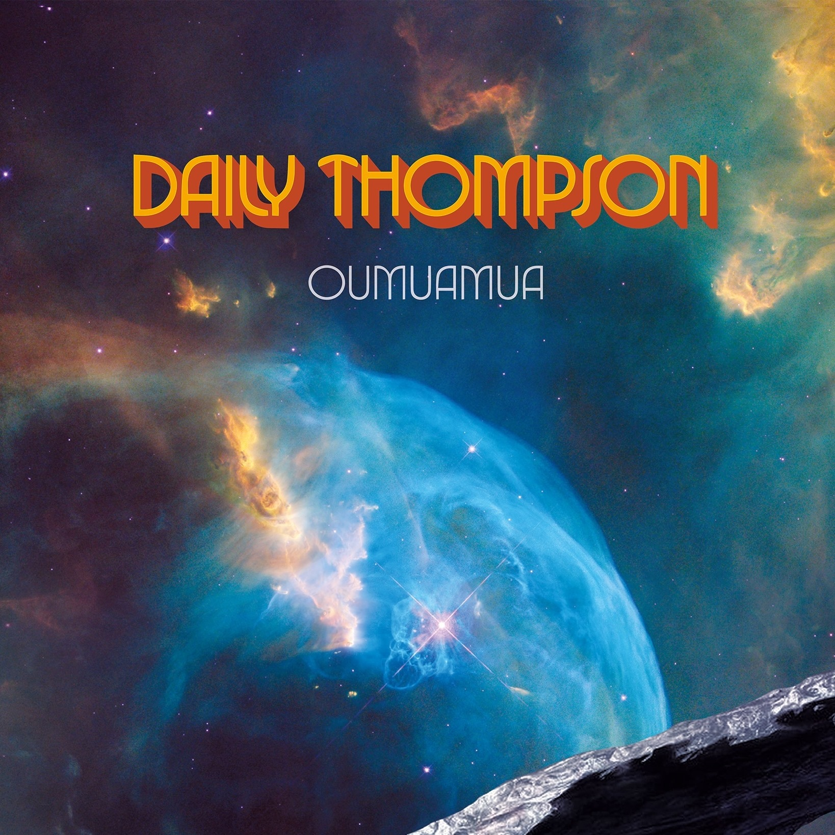 daily thompson oumuamua