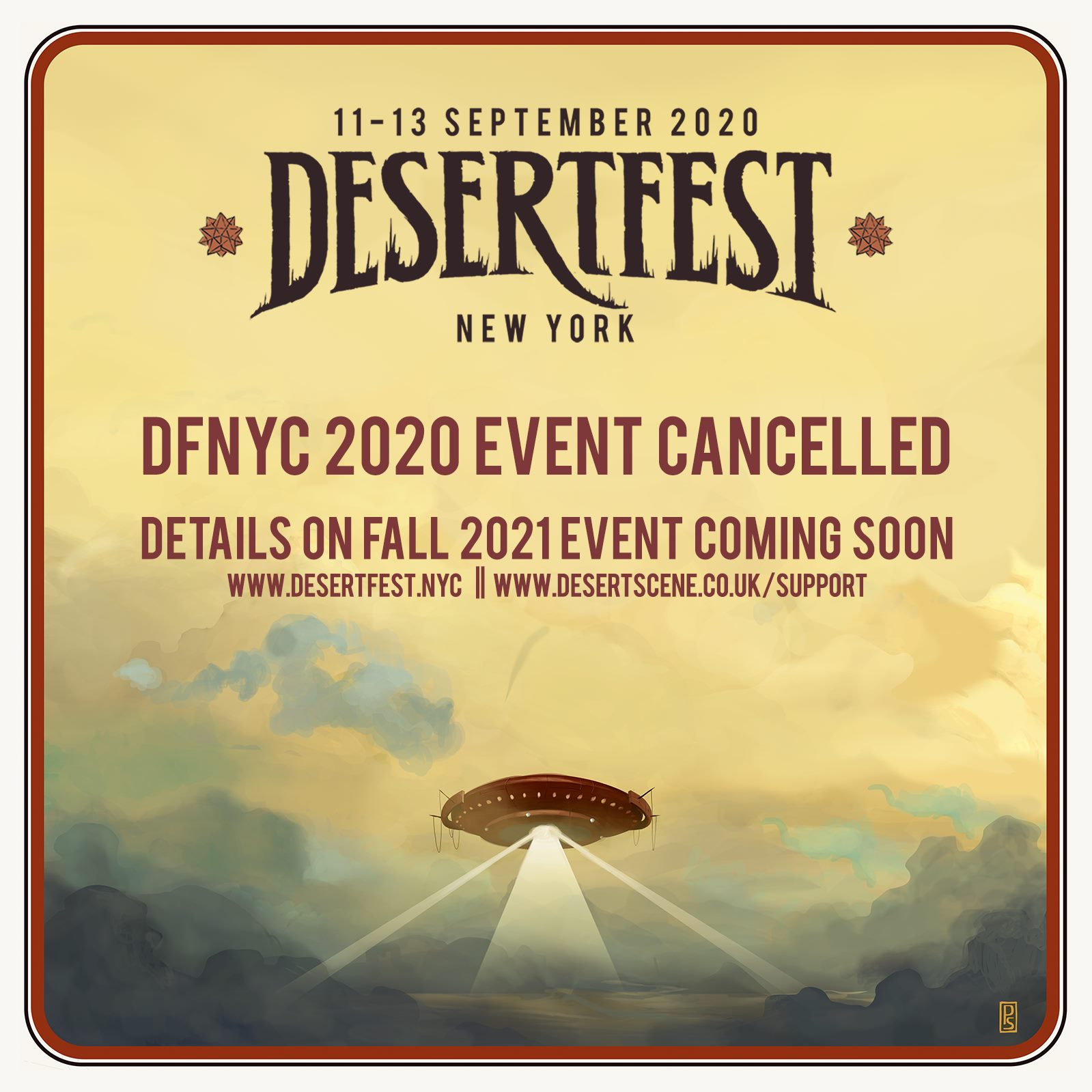 desertfest nyc 2020 cancelled