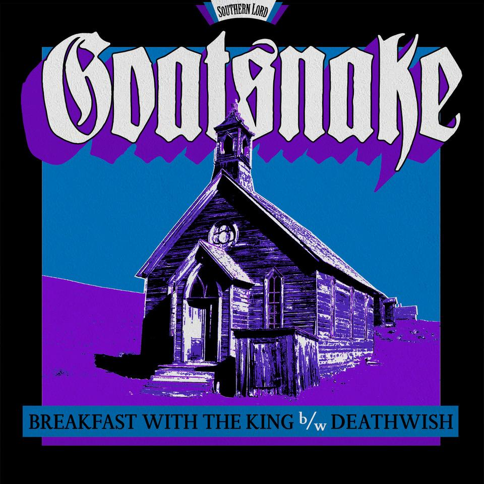 goatsnake breakfast with the king