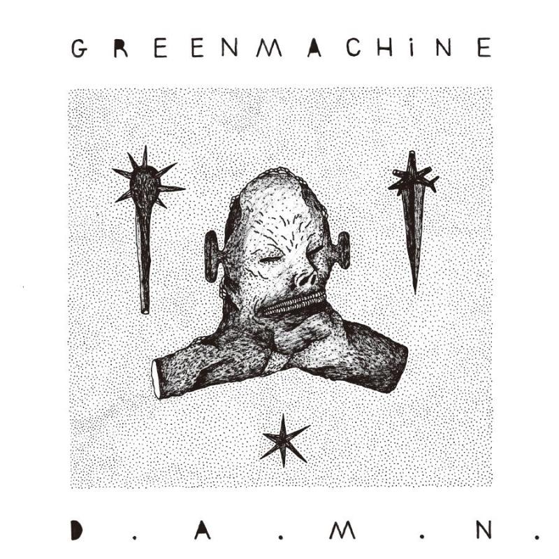 greenmachine damn