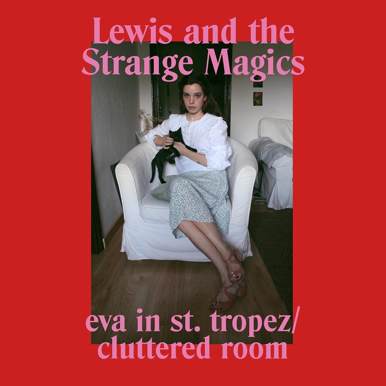 lewis and the strange magics eva in st tropez
