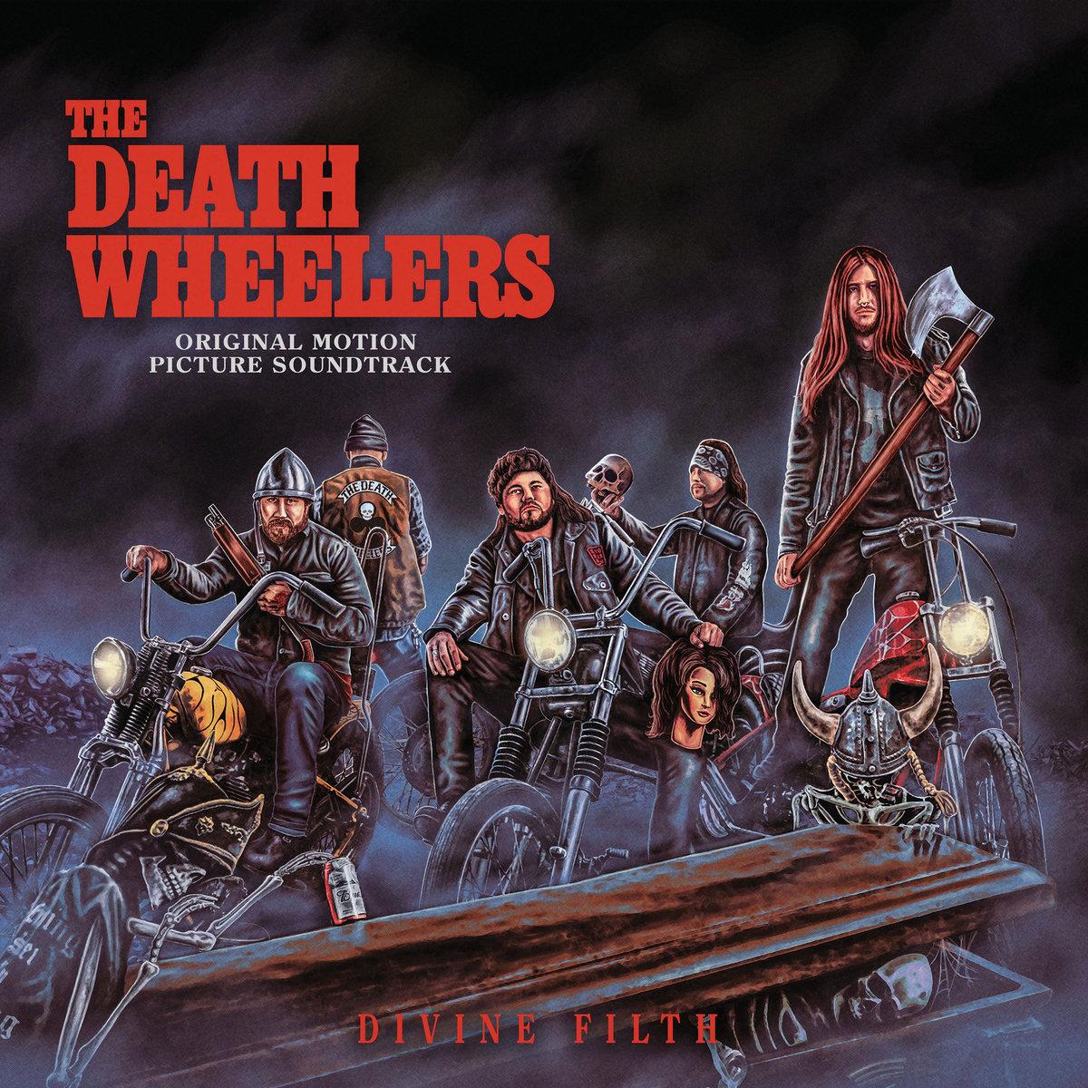 the death wheelers divine filth