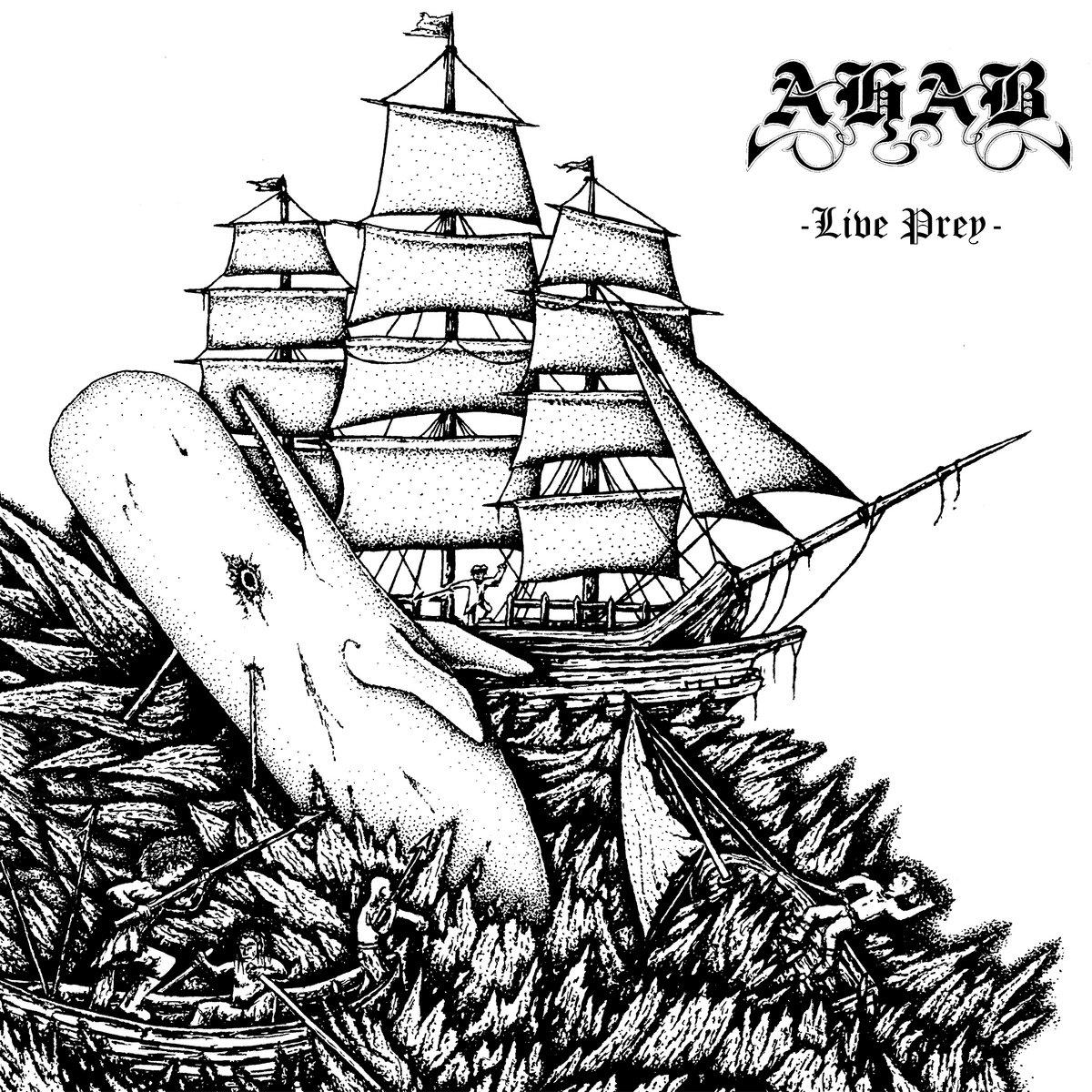 ahab live prey