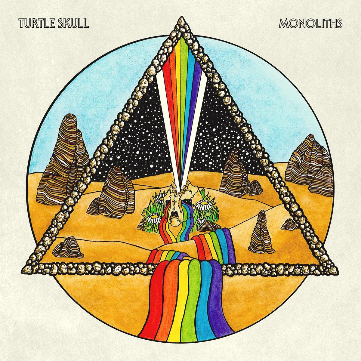 Turtle Skull Monoliths