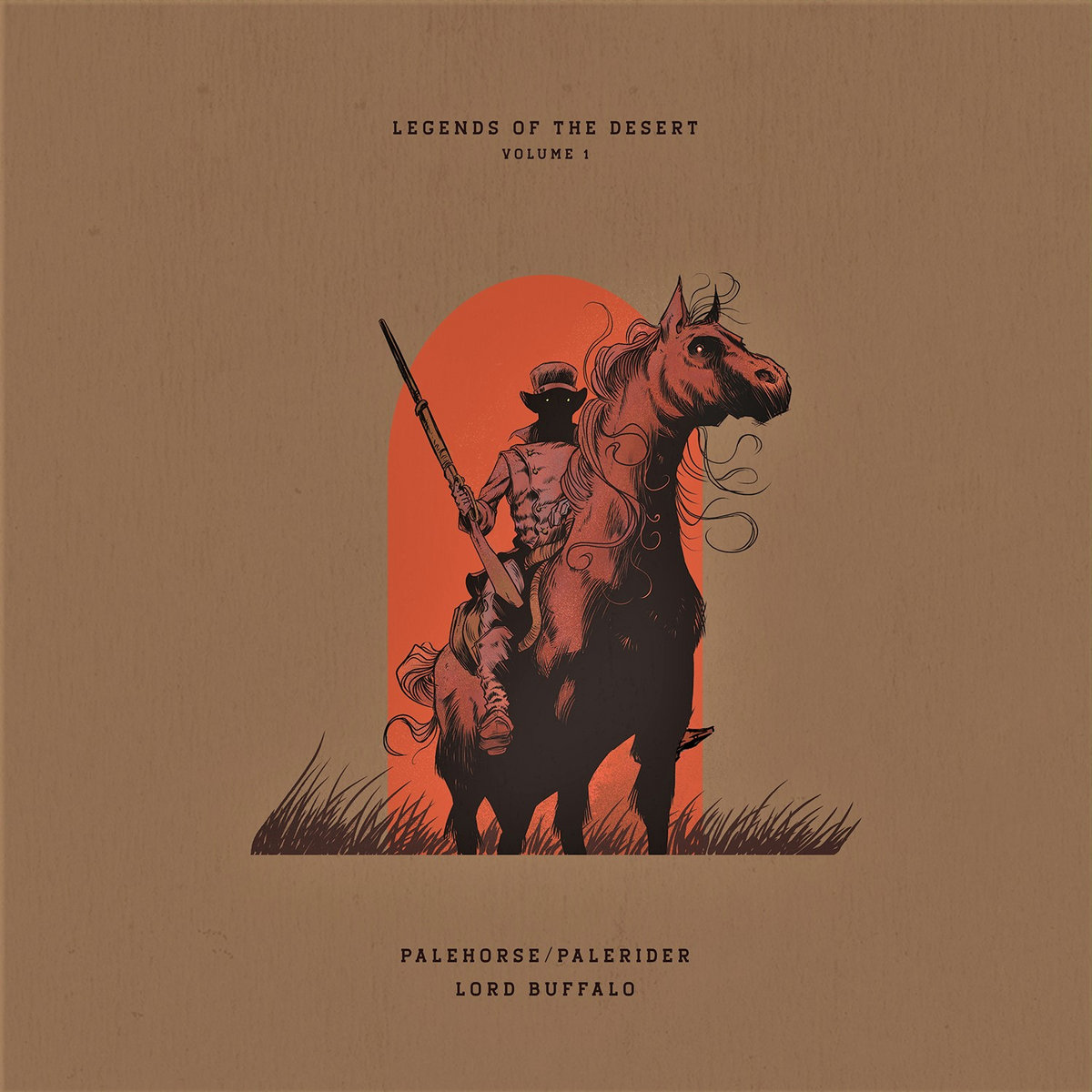 palehorse palerider lord buffalo legends of the desert vol 1