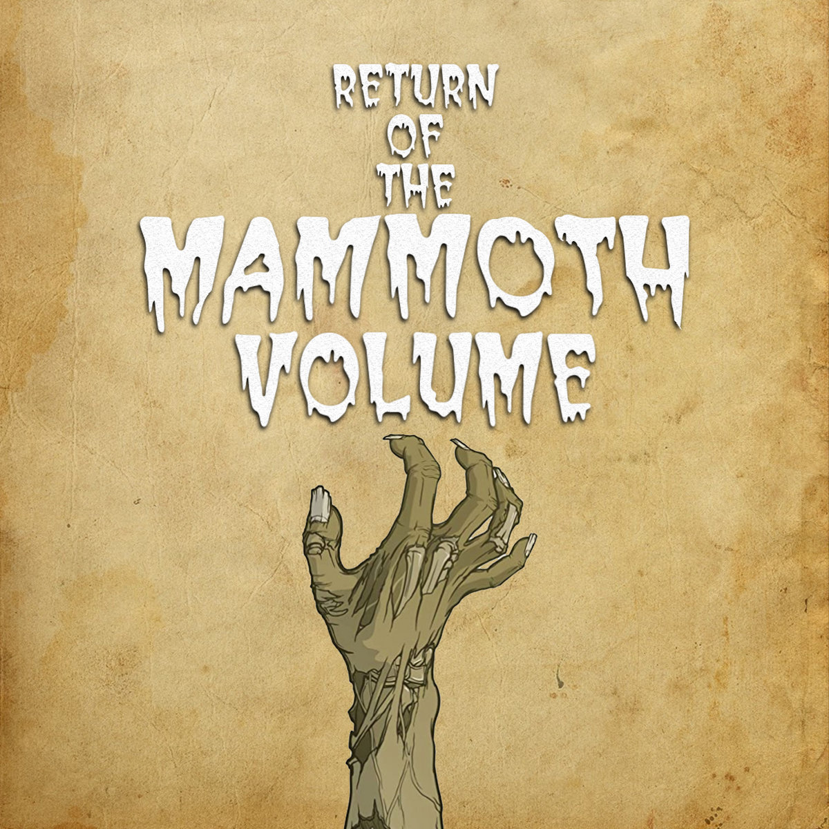 return of the mammoth volume