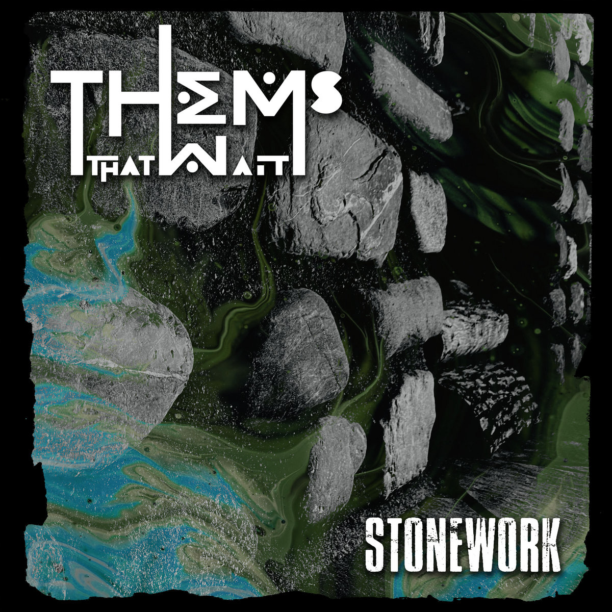 thems that wait stonework