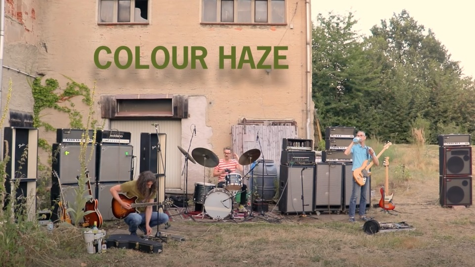 colour haze live somewhere